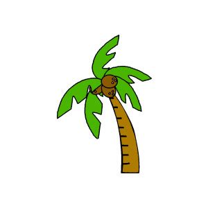 Research paper about coconut tree